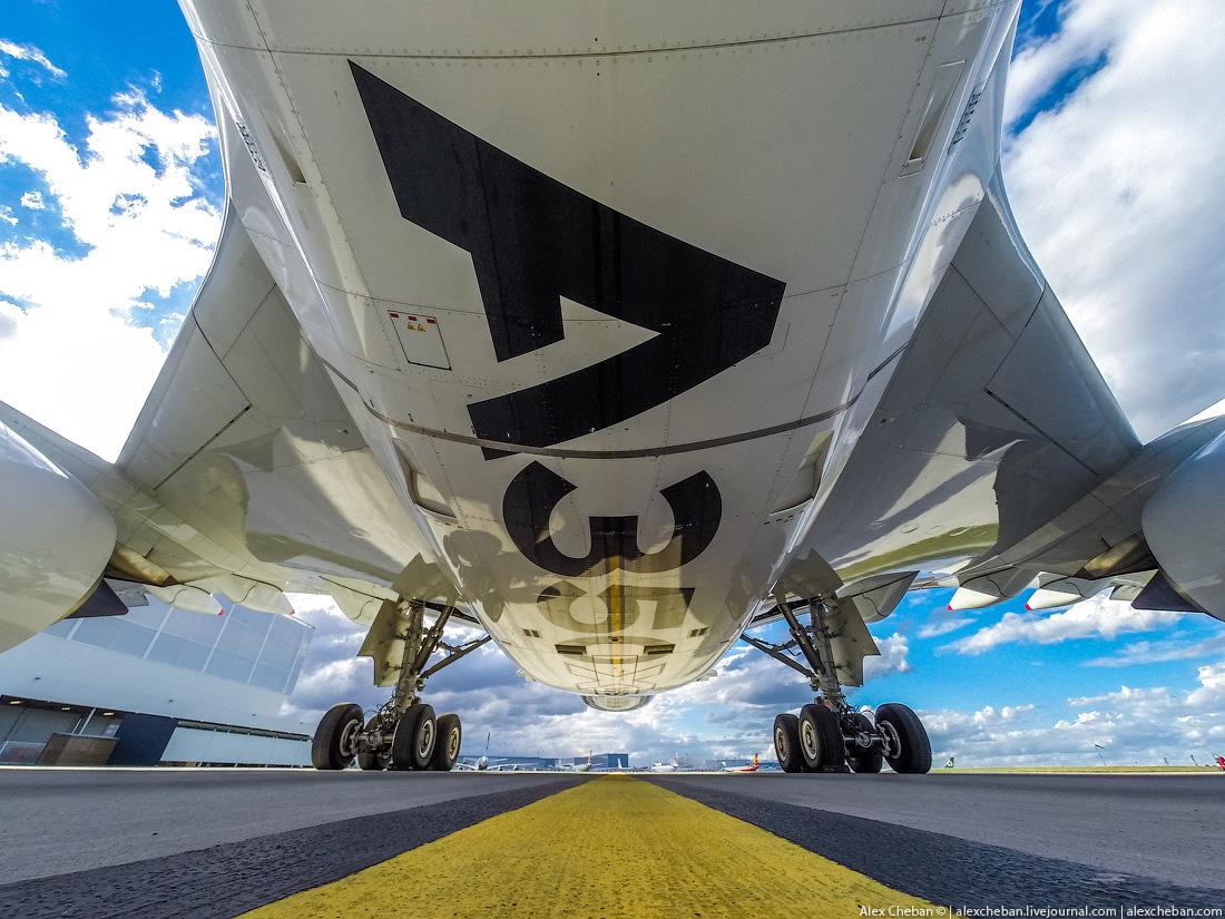 САМЫЙ СТИЛЬНЫЙ И СОВРЕМЕННЫЙ. AIRBUS A350.