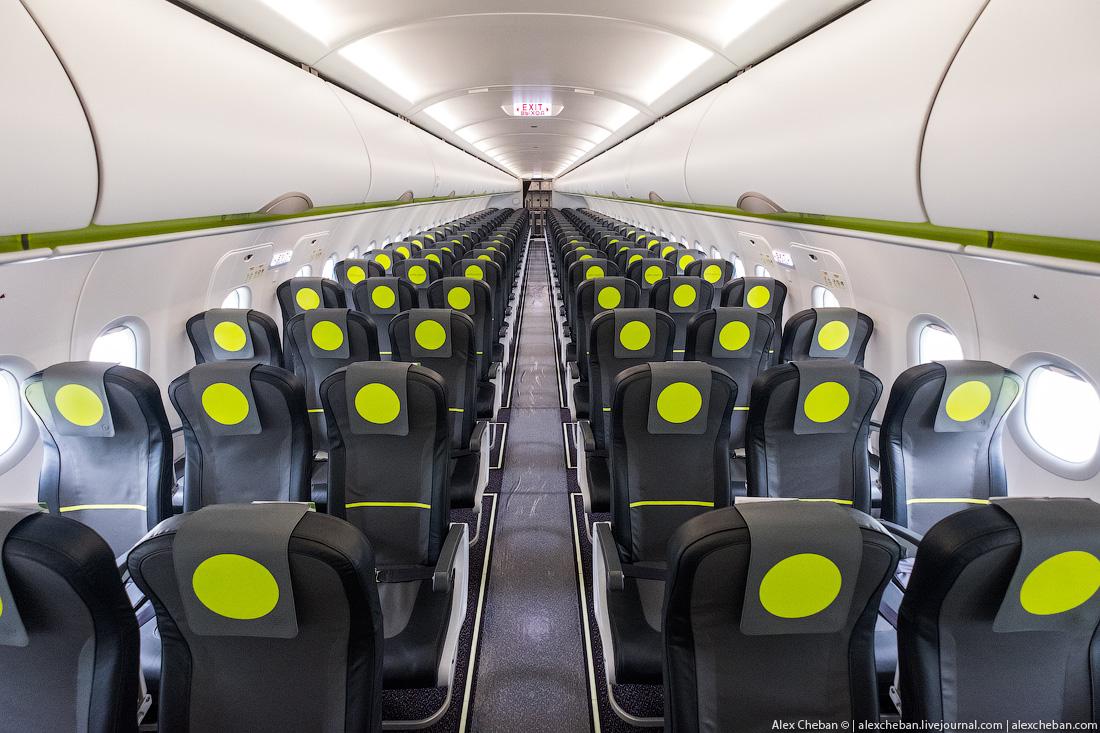 Первый Airbus A320neo в России. Фото: alexcheban.livejournal.com