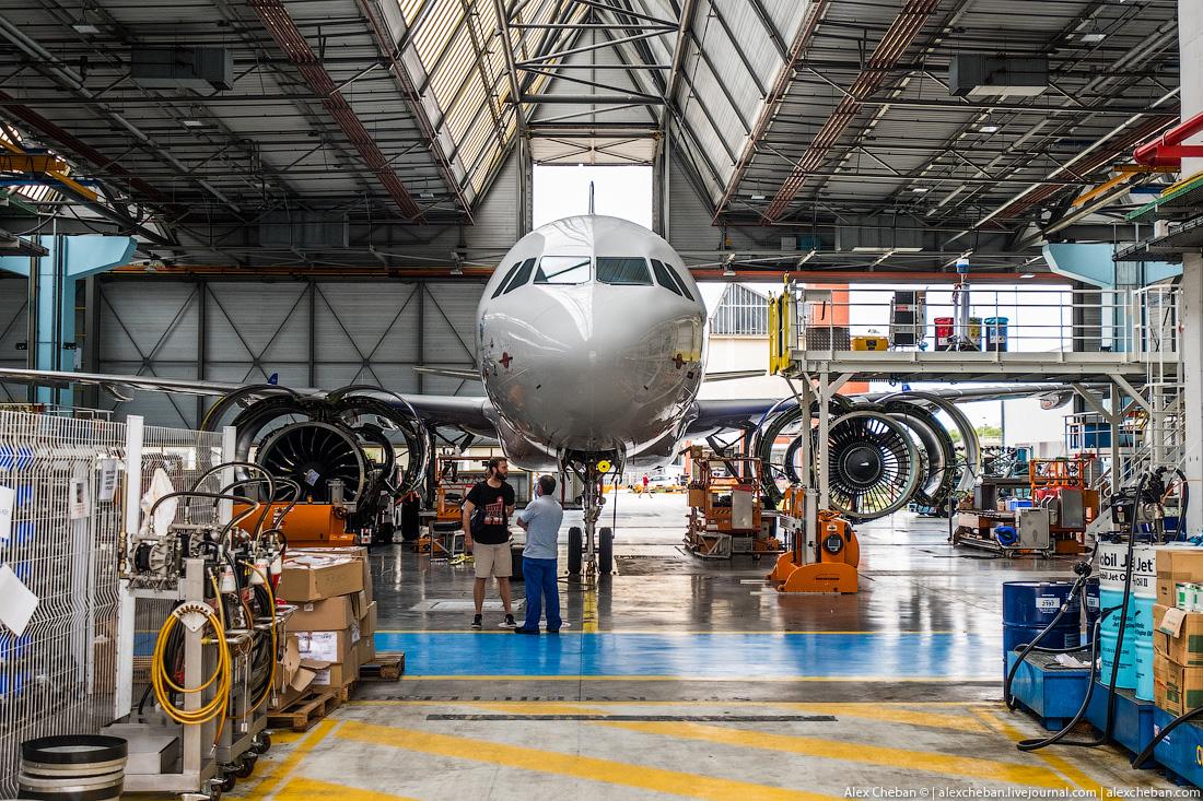 КАК ПОСТРОИТЬ САМОЛЕТ: Airbus A320neo
