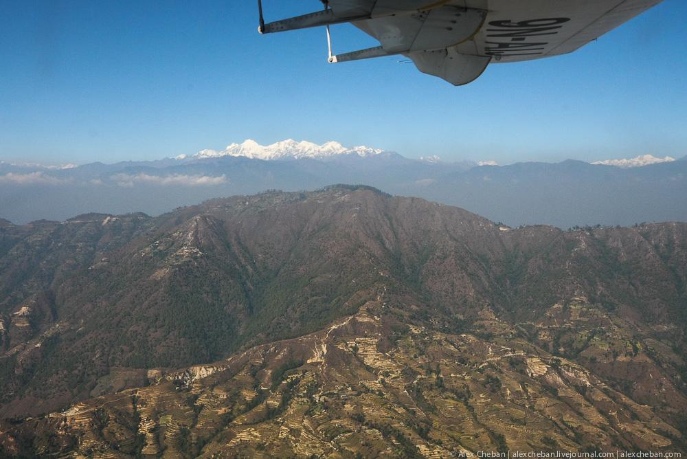 катманду. Как работает местная авиация в Непале
