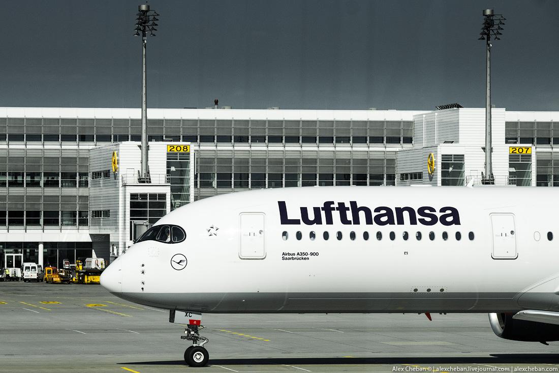 Кто является самым крупным эксплуатантом самолетов Airbus?